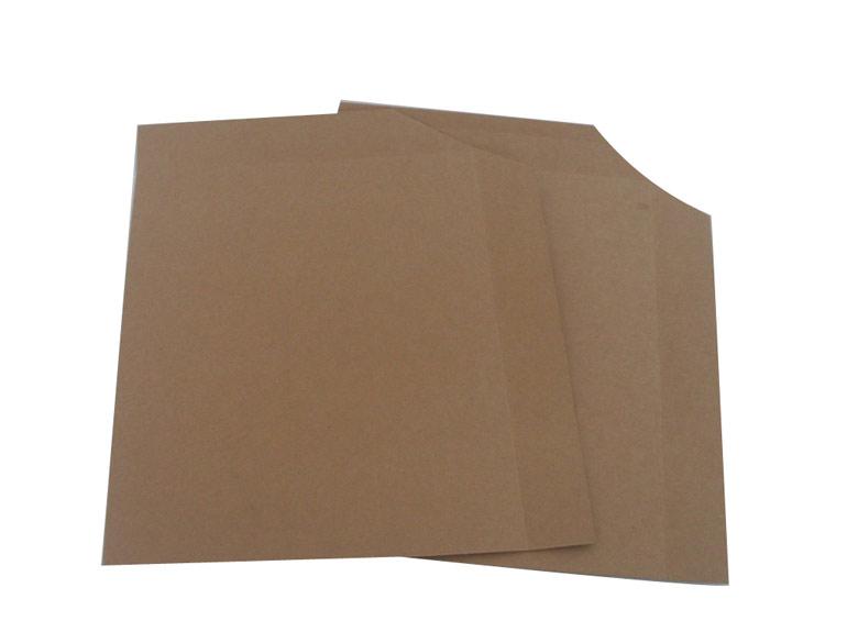 纸滑板(两面开槽)